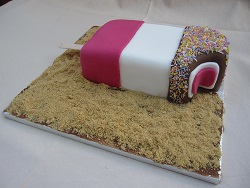 fab lolly cake