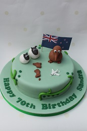 new zealand birthday cake