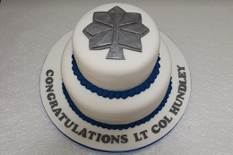 us air force promotion cake
