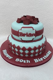 west ham birthday cake